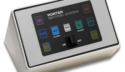 Porter Sentinel Alarm